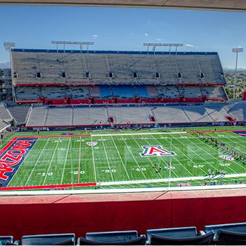 Premium Seating Tickets University Of Arizona Athletics